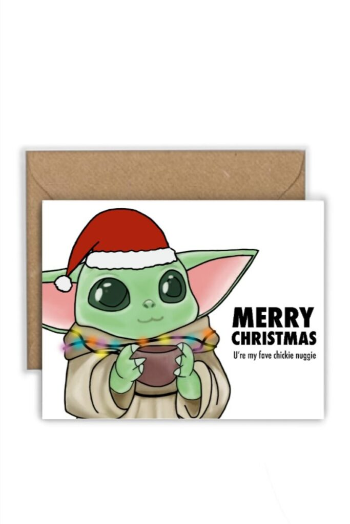 References To Pop-Culture - Baby Yoda